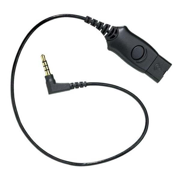Image of Plantronics QD to 3.5mm 4 Pole Cable for iPhone / Android