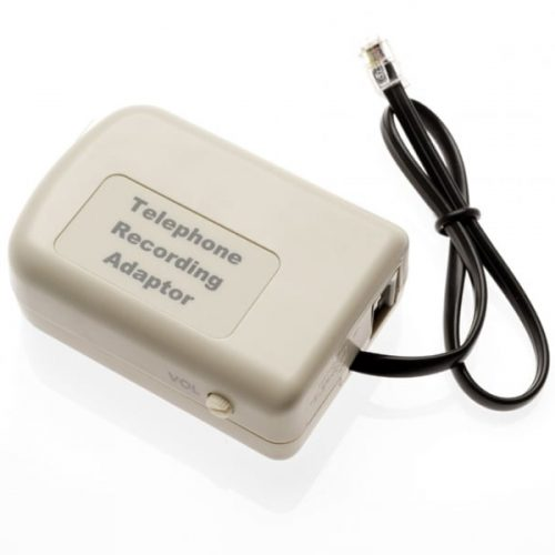 Image of Trillium Telephone Record Adapter with USB