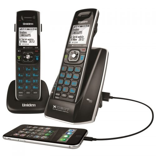 Image of Uniden XDECT 8315 Cordless Phone with 2.5mm Headset Port