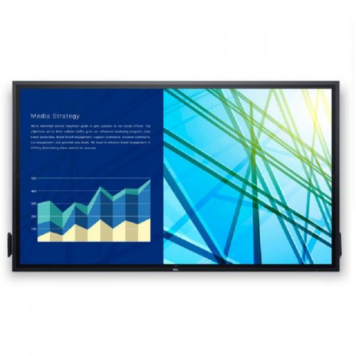 """Dell C8621QT 86"""" 4K Interactive Touch Monitor"""