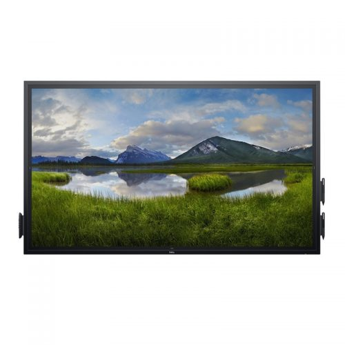 """Dell C7520QT 75"""" 4K Interactive Touch Monitor"""