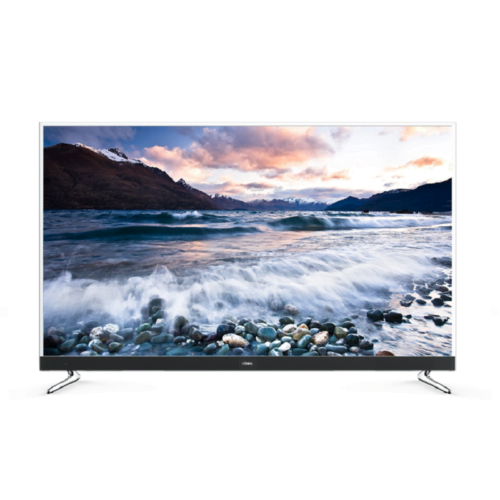 """KONIC 55"""" 4K Ultra HD 3840X2160 LED TV with widescreen"""