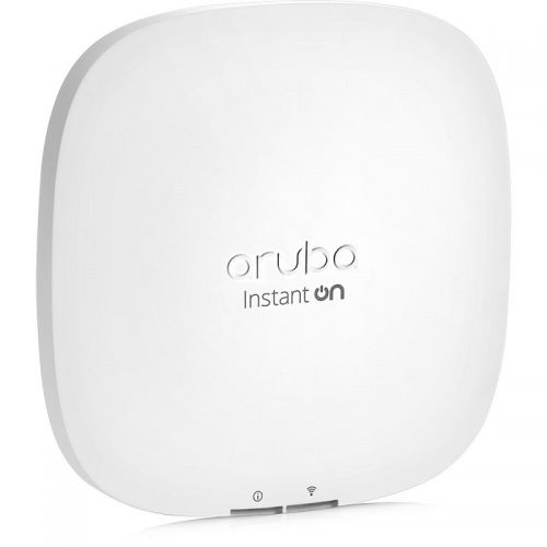 Aruba Instant On AP22 R4W02A 802.11ax Wi-Fi Access Point - 5 GHz 802.11ax 2x2 MIMO for up to 1.2 Gbps