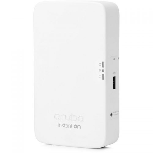 Aruba Instant On AP11D R2X16A 802.11ac Wi-Fi Access Point - 5 GHz 802.11ac 2x2 MIMO for up to 867 Mbps