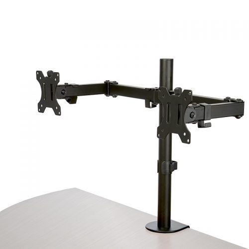 """Startech ARMDUAL2 Dual Monitor Desk Mount - Up to 32"""""""