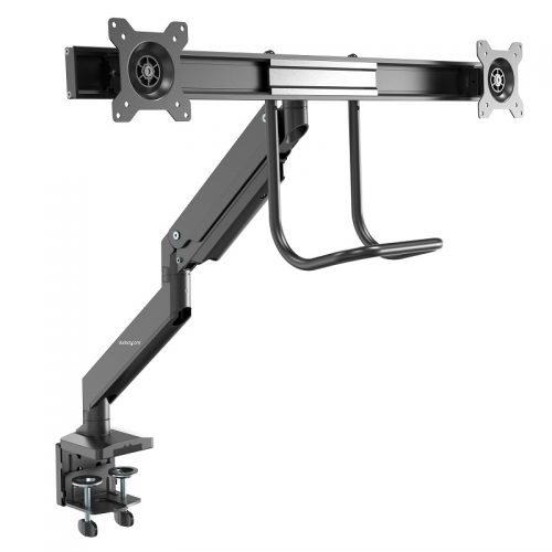 """Startech ARMSLMBARDUO Dual Monitor Desk Mount - Up to 32"""""""