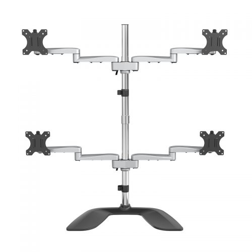 """Startech ARMQUADSS Quad Monitor Desk Stand Up to 32"""""""