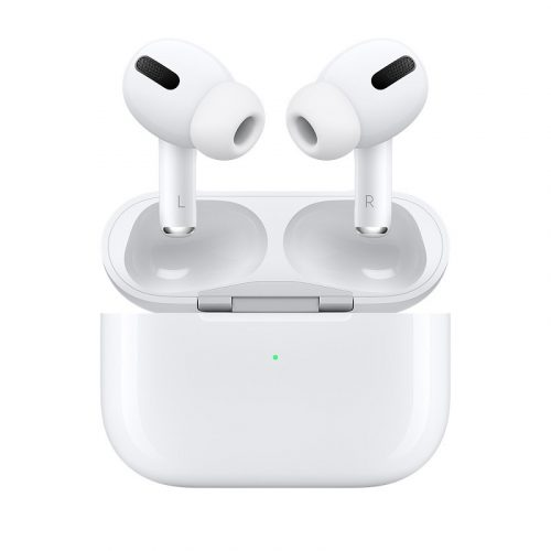 Apple AirPods Pro True Wireless Earbuds with Wireless Charge Case