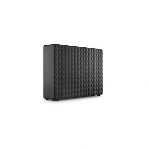 """Seagate Expansion External Hard Drive - 3.5"""" with USB 3.0 Black"""