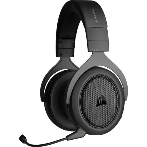 Image of Corsair HS70 CA-9011227-AP Wired Gaming Headset with Bluetooth (AP)