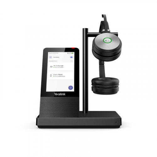 Image of Yealink WH66 Teams Dual DECT Wireless Headset