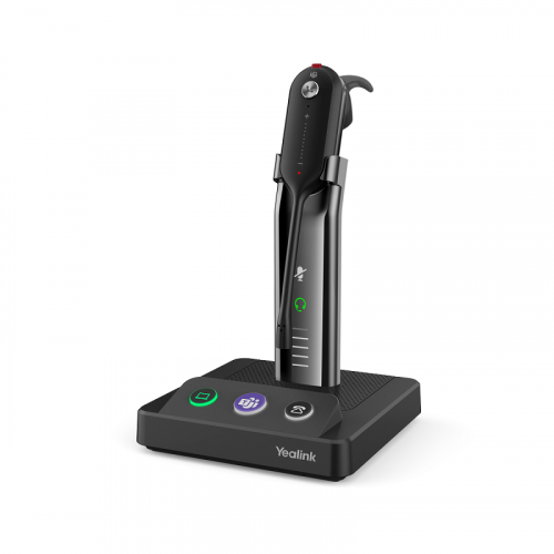 Image of Yealink WH63 Teams Convertible DECT Wireless Headset