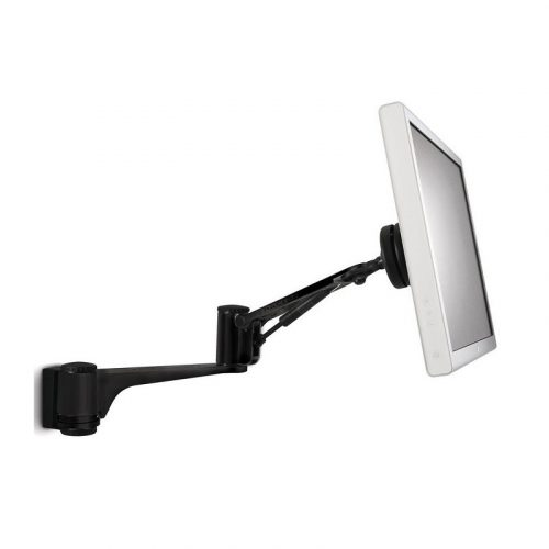 Atdec Spacedec Full Motion Wall Mount SD-AT-DW-BK for Displays Up to 9kg