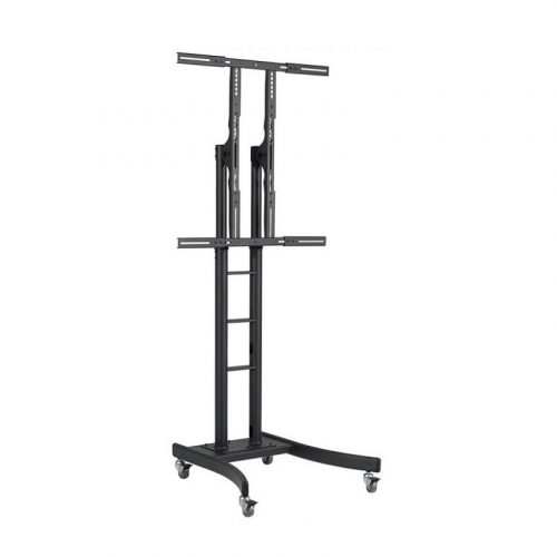 Atdec Heavy Duty Mobile TV Cart for Displays up to 125kg TH-TVCH