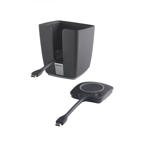 Barco ClickShare Conferencing Button and Tray Pack