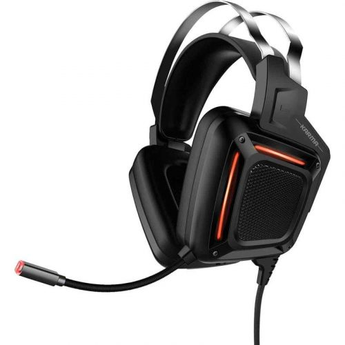 Promate Karma Immersive Over-Ear Wired Gaming Headset