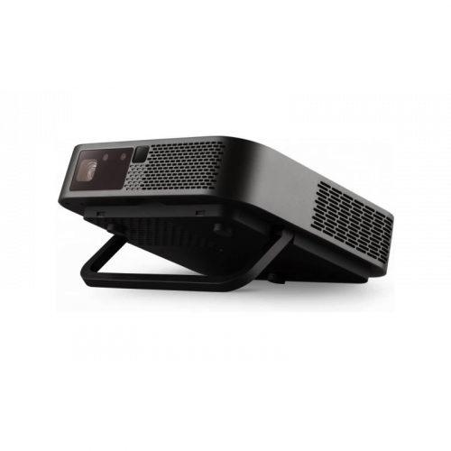 ViewSonic M2E FHD 1080p Portable LED Projector with Speakers