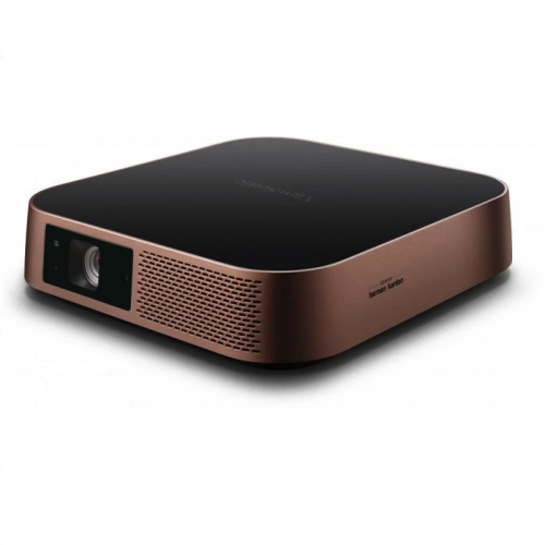 ViewSonic M2 FHD 1080p Portable LED Projector with Speakers