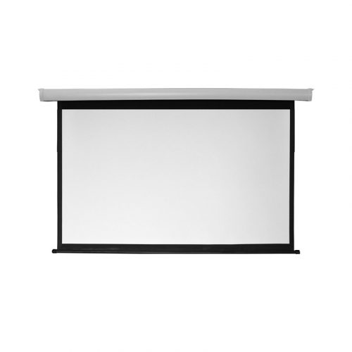"""Brateck 135"""" Electric Projector Screen with Remote PSAA135"""