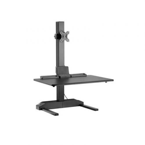 """Brateck DWS19-T01 17-32"""" Single Monitor Electric Sit-Stand Desk"""