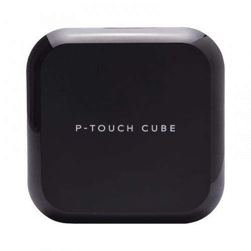 Brother P-Touch Cube Mobile Label Maker - PTP710BT