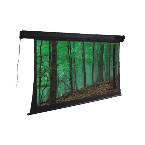 """Brateck 108"""" Electric Projector Screen - Deluxe Tab-Tensioned, Matte Finish (PRS108ETT)"""
