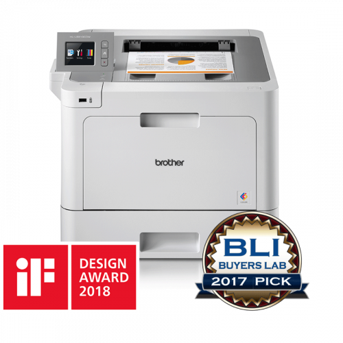 Brother HLL9310CDW Wireless Colour Laser Printer