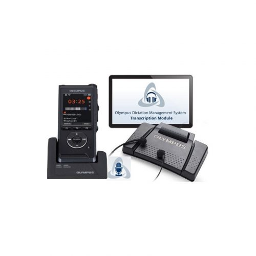 Olympus Digital Pro Kit Plus - DS-9000+ and AS-9000