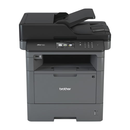 Brother MFCL5755DW All-in-one Mono Laser Printer