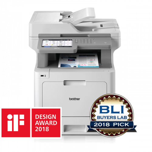 Brother MFCL9570CDW Colour Laser All-in-one Printer