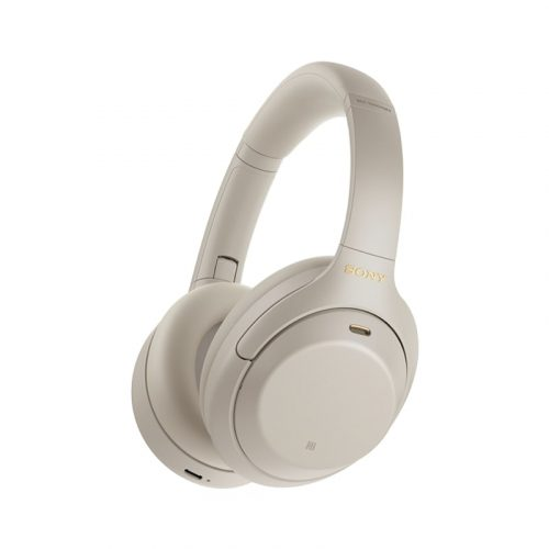 Sony WH1000XM4S Wireless Noise Cancelling Headphones (Silver)