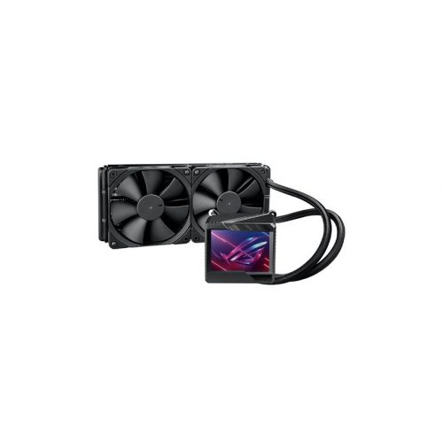 """Asus ROG RYUJIN II 240 - All-In-One CPU Cooler with 3.5"""" LCD"""
