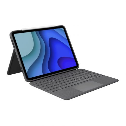 Logitech Folio Touch for iPad Pro (1st, 2nd and 3rd Gen) - Graphite