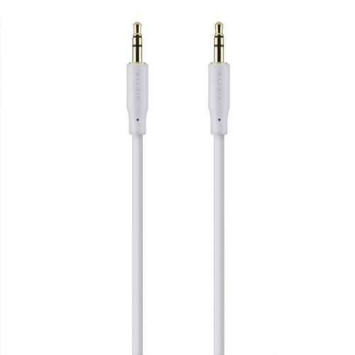 Belkin F3Y117BT2M Gold-Plated AUX 2m Cable