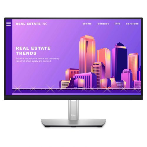 """Dell 22 Monitor - P2222H, 21.5"""", FHD, WLED, LCD"""